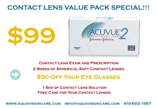 Discount coupon fuse lenses